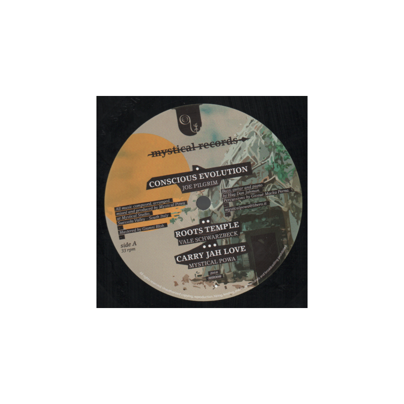 """Junior Dread – Heavenly Father / Praise The Father 