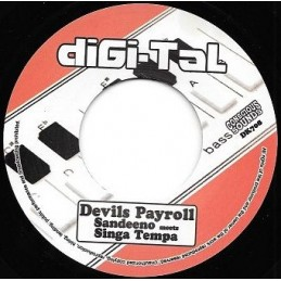 "Paco Ten ‎– Sing Unto Jah | 7"" Roots Cooperation"