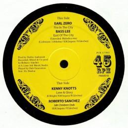 "Dennis Capra, Baodub – Asaro Tribe / Asaro Dub | 7"" Kapra Dubplates"