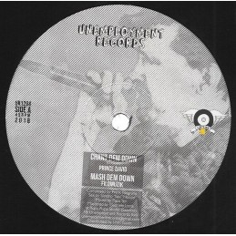 """Junior Roots / Junior B – Dubplate Selection Vol.3   12"""" Jah Waggy's Records"""