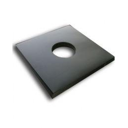 "12"" / LP Black cardboard..."