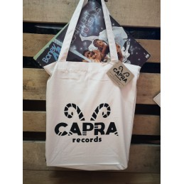 White Record Bag / Shop Bag...