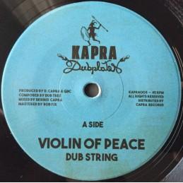Dub String / Dennis Capra /...