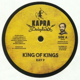 Ray P / Dennis Capra - King...