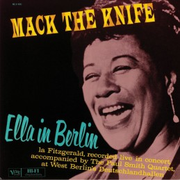 Ella Fitzgerald ‎– Mack The...