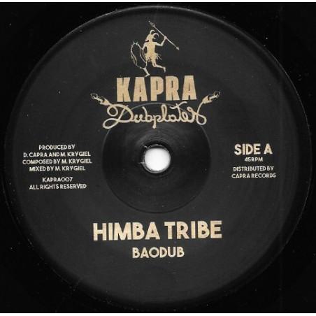 "Baodub / Dennis Capra - Himba Tribe (7"" Kapra Dubplates)"