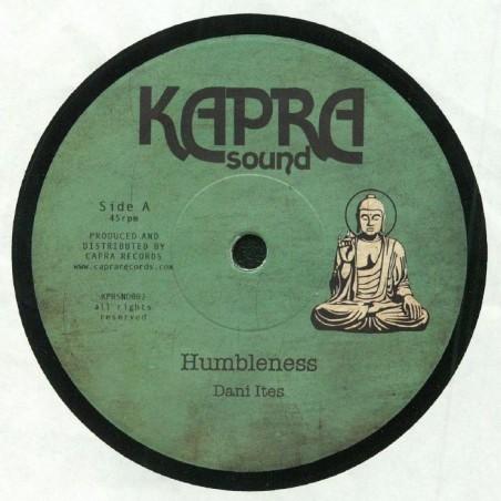 "Dani Ites / Dennis Capra - Humbleness (7"" Kapra Sound)"