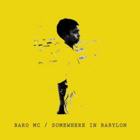 "Baro / Dub Tree - Somewhere In Babylon (12"" Black Line)"