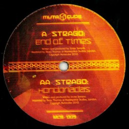 "Strago ‎– End Of Times (12""..."