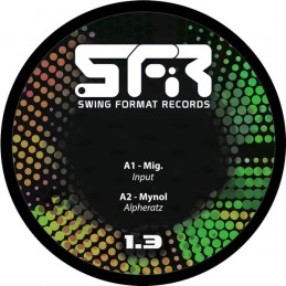 "Various – 1.3 (12"" Swing..."