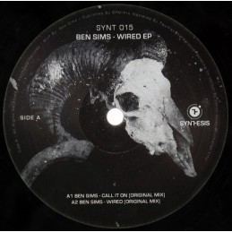 """Ben Sims – Wired EP (12""""..."""