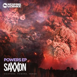 "Saxxon ‎– Powers EP (12""..."