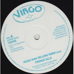 Prince Alla - Noah Was...
