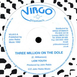 Lion Youth ‎– Three Million...
