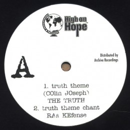 The Truth / Ras Kefense ‎–...