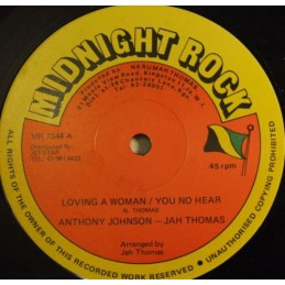 Anthony Johnson - Jah...