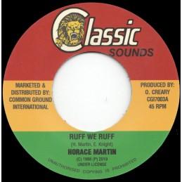 Horace Martin – Ruff We...