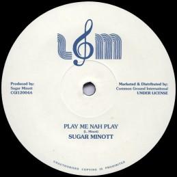 Sugar Minott – Play Me Nah...