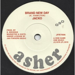 "Jacko – Brand New Day (7""..."