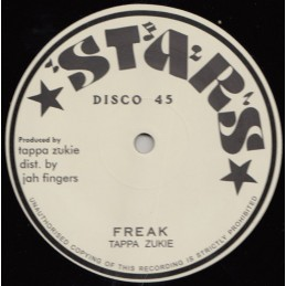 "Tappa Zukie ‎– Freak (12""..."