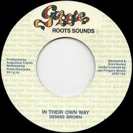 Dennis Brown ‎– In Their...