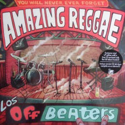 Los Offbeaters ‎– Amazing...