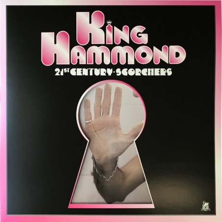 King Hammond ‎– 21st Century Scorchers (LP Liquidator)