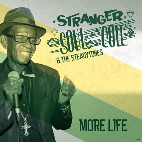 Stranger Cole, The Steadytones – More Life (LP Liquidator)
