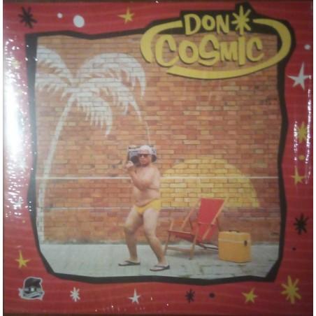 Don Cosmic – Don Cosmic (LP Rudimentario)