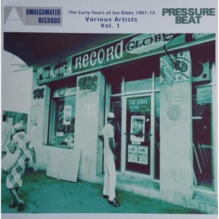 Various – The Early Years Of Joe Gibbs 1967-73 (LP Amalgamated Records)