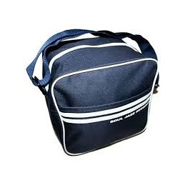 "7"" RECORD BAG NAVY BLUE AND..."