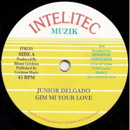 Junior Delgado ‎– Gim Mi...