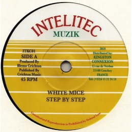 White Mice ‎– Step By Step...