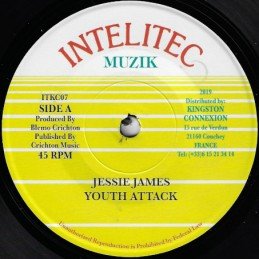 Jessie James ‎– Youth...