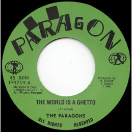 The Paragons ‎– The World...