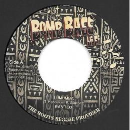"Ras Teo – Lumumba (7"" Boom..."