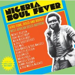 Nigeria Soul Fever - Afro...