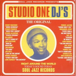 Studio One DJ's (X2 LP...