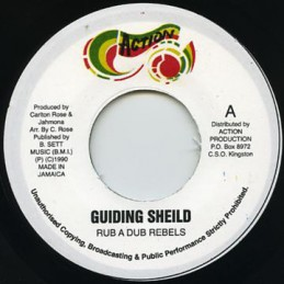 Rub A Dub Rebels ‎– Guiding...