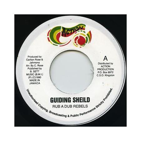 "Rub A Dub Rebels – Guiding Shield (7"" Action)"