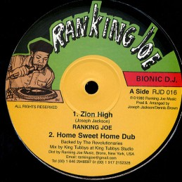 Ranking Joe / Dennis Brown...