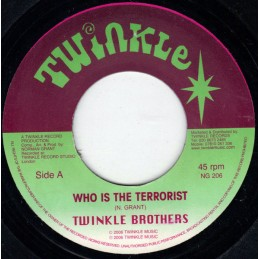 Twinkle Brothers ‎– Who Is...