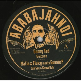 """Danny Red – Welcome (10""""..."""