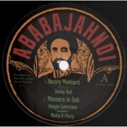 Danny Red – Heavy Manners...