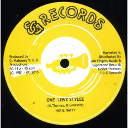 Nya & Natty ‎– One Love...