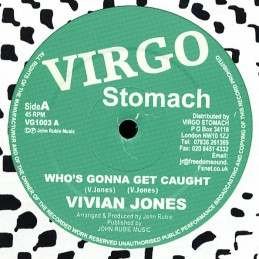 Vivian Jones ‎– Who's Gonna...
