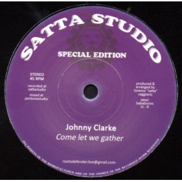 Johnny Clarke / Roots...