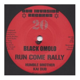 Black Omolo ‎– Run Come...