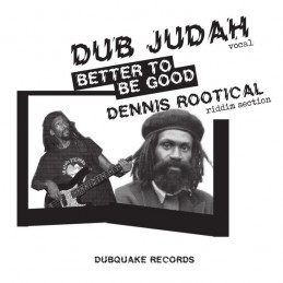 Dub Judah ‎– Better To Be...