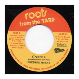Freddie McKay ‎– Creation /...
